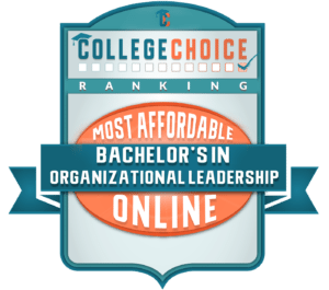 bachelors in organizational leadership