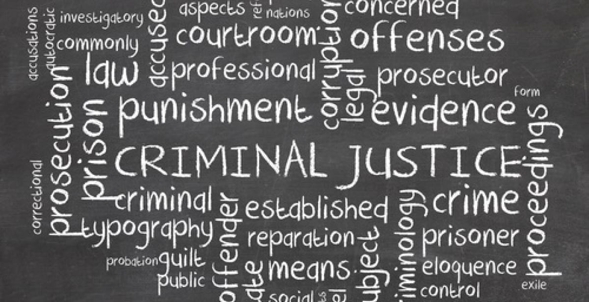 Benefits of a Criminal Justice vs. Law Degree