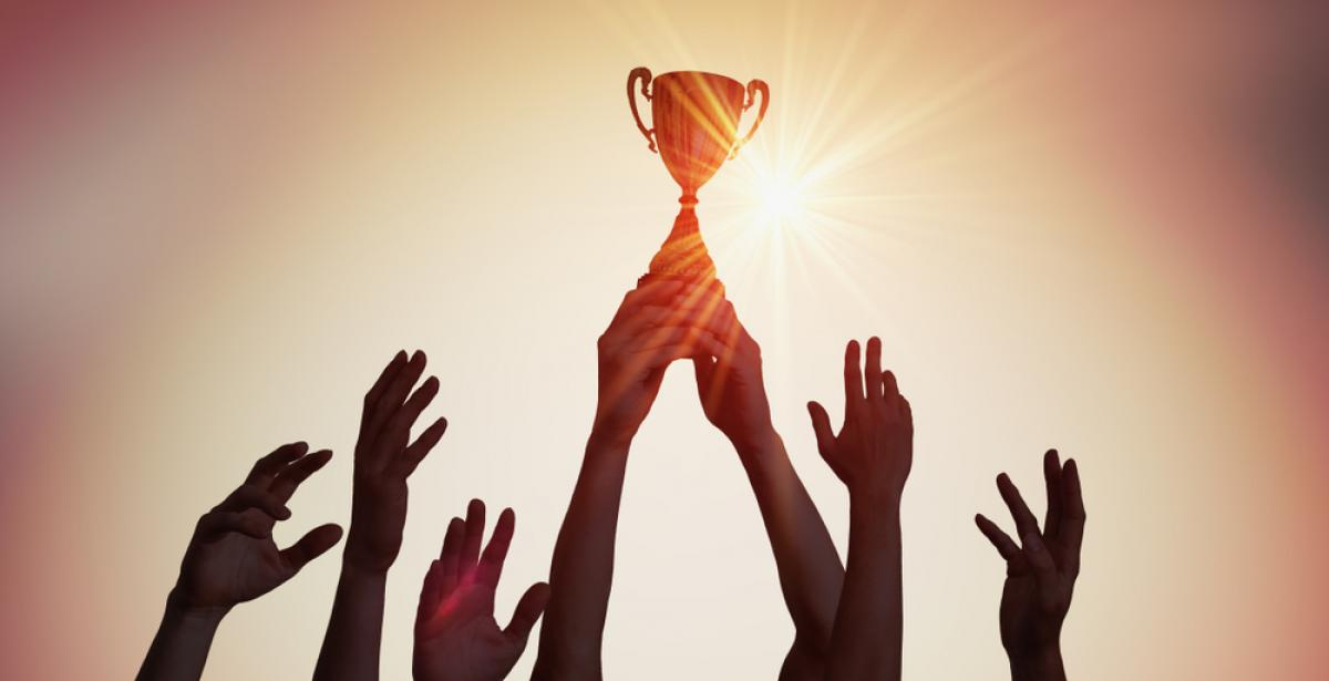 CCCK Colleagues Win Big at National Leadership Convention