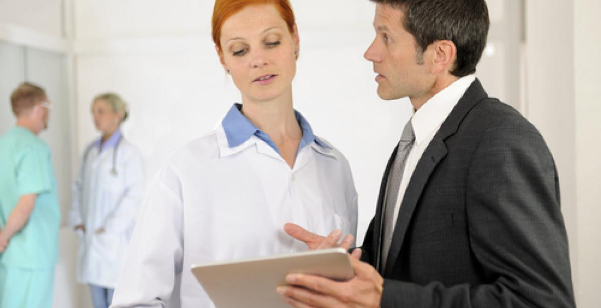 What Does a Hospital Administrator Do?